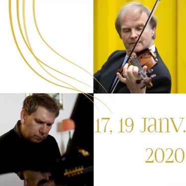 Concert n° 3Carte blanche : piano & violon