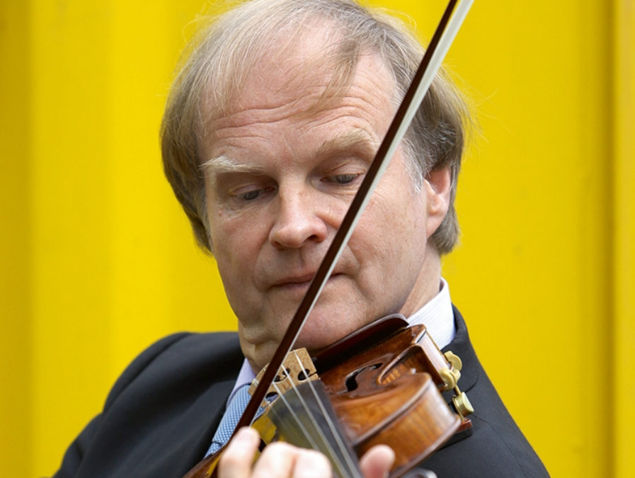 Alexandre Dubach, violon