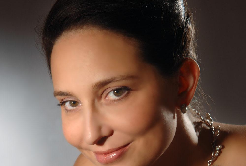 Marie-Claude Chappuis, mezzo-soprano