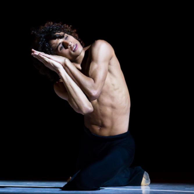 Oscar Chacón, danse