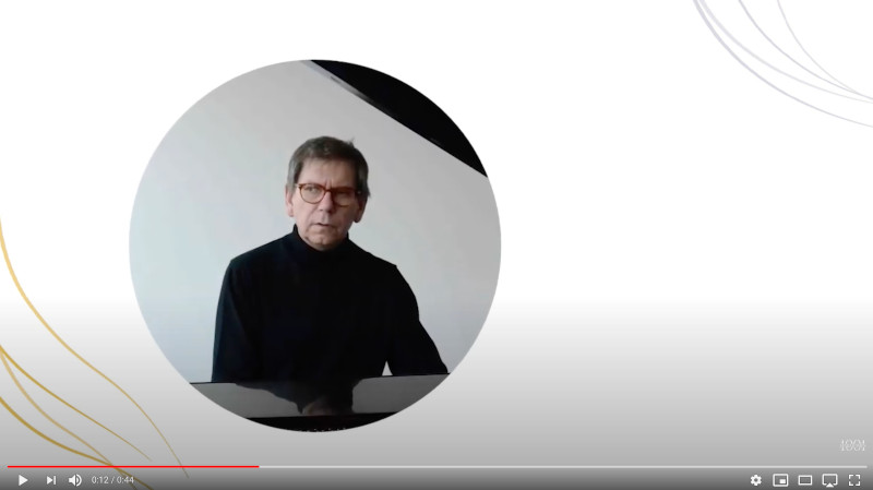 Vidéo : Concert Nº 3 — Carte blanche
