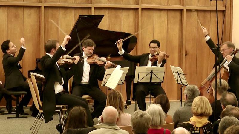 Fotos : Konzert 2 — Concerto de Chambre