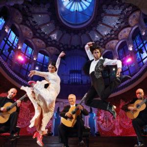 Barcelona Guitar Trio & Dance Los maestros de la guitarra flamenca