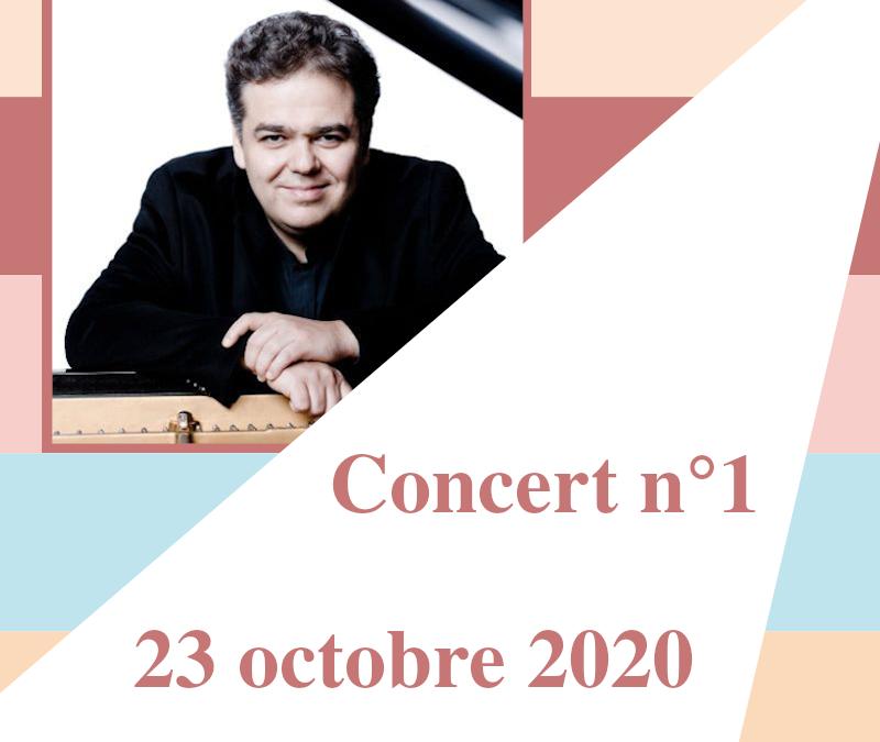 Concert n°1Au-delà du piano…