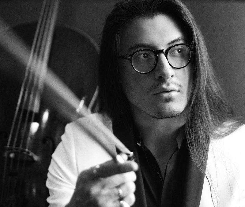 Santiago Cañón, violoncelle