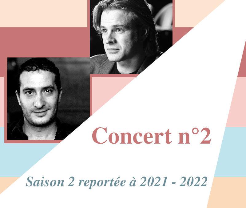 Concert n°2Lied et opéra