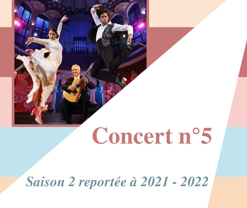 Concert n°5Flamenco