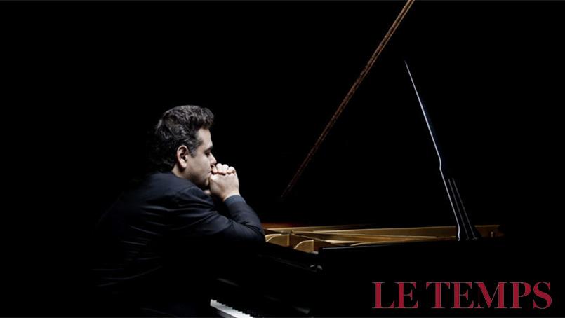 Le Temps : « Arcadi Volodos, le pianiste qui peignait avec les sons »