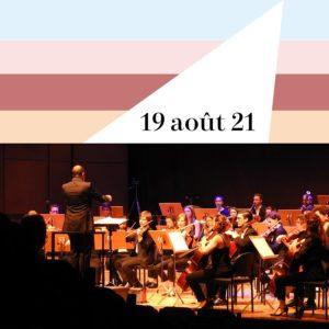 Concert hors saison